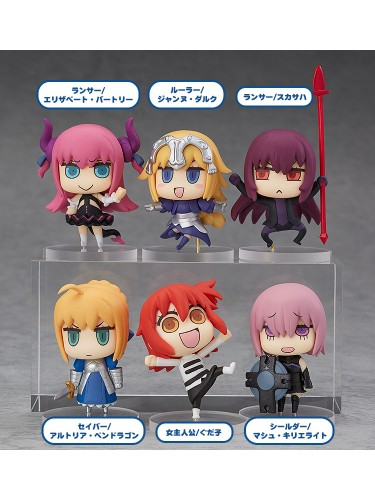 Learning with Manga! Fate/Grand Order Collectible Figures all