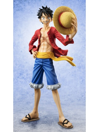 Sailing Again Luffy V2 POP front