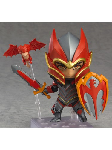 Nendoroid Dragon Knight pose