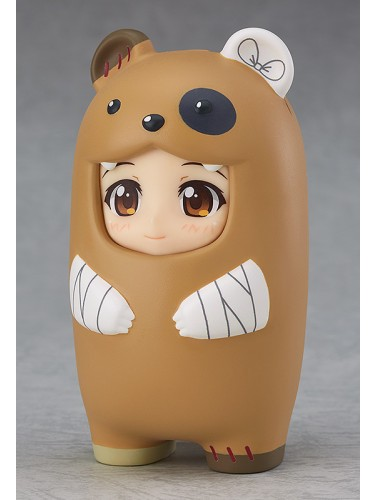 Nendoroid More: GIRLS und PANZER Face Parts Case (Boko) front