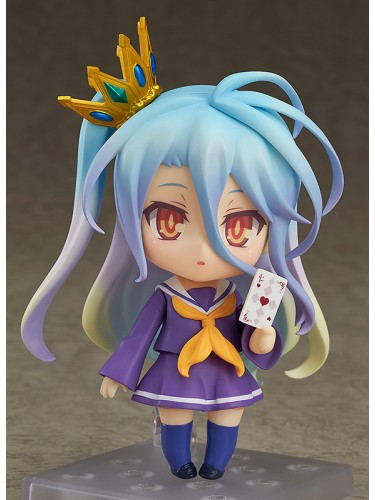 Nendoroid Shiro playing card