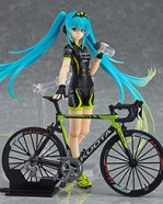 figma Racing Miku 2015: TeamUKYO Support Version