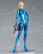 figma Samus Aran: Zero Suit Version