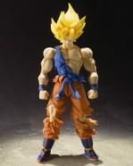 Super Saiyan Son Goku Warrior Awakening Version