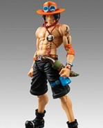 Portgas D. Ace Variable Action Heroes (Repeat)