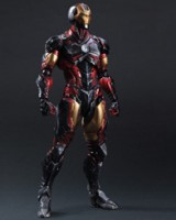 Iron Man Variant Play Arts Kai