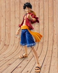 Monkey D Luffy Variable Action Heroes