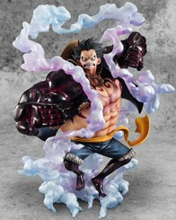 Luffy Gear Fourth Portrait of Pirates thumb