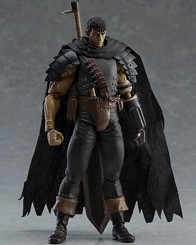 figma Guts: Black Swordsman ver. Repaint Edition thumb