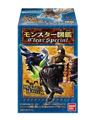 Monster Hunter Encyclopedia Clear Special Edition thumb
