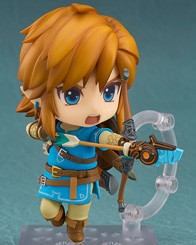 Nendoroid Link: Breath of the Wild thumb