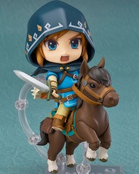 Nendoroid Link: Breath of the Wild Deluxe Edition thumb