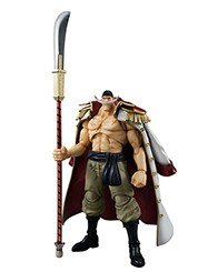 "Edward ""Whitebeard"" Newgate Variable Action Heroes"