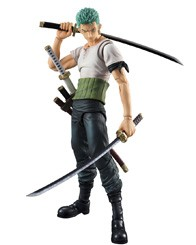 Zoro Past Blue Variable Action Heroes thumb