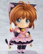 Nendoroid Co-de Sakura Kinomoto Black Cat Maid Co-de