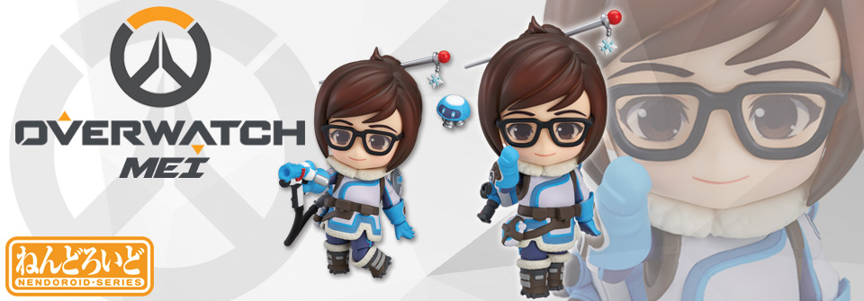 Overwatch Mei: Classic Skin Edition
